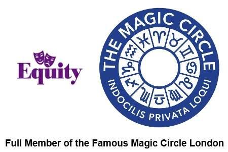 Magic OZ Magic Circle Magician London