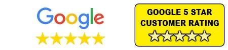 Google reviews 5 stars OZ