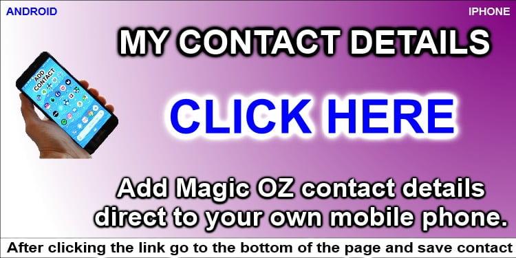 00000000000 contact magic oz8 1